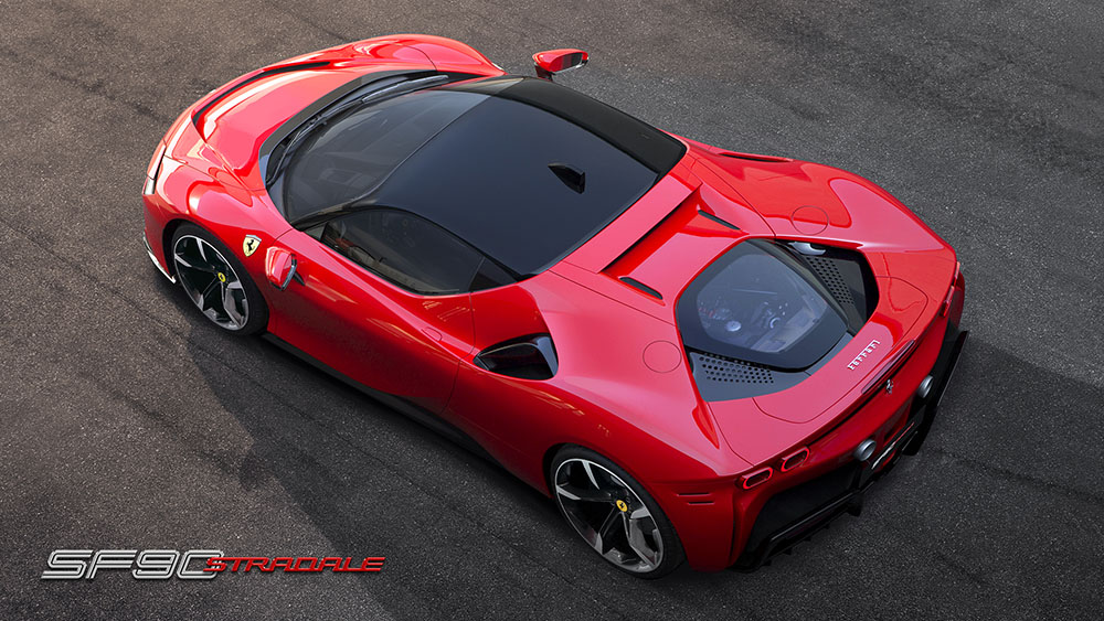 Official: Ferrari SF90 Stradale
