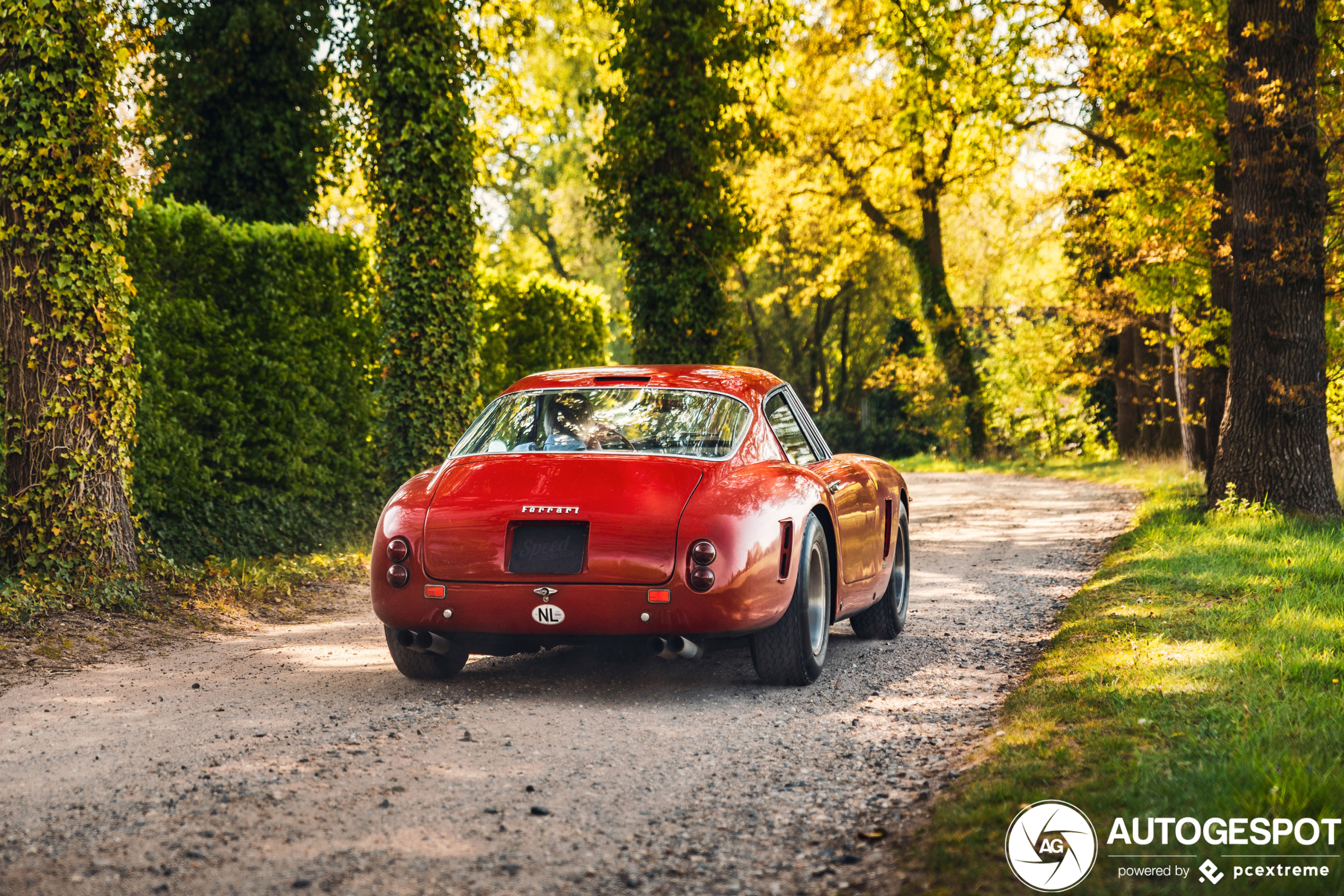 Spot van de dag: Ferrari 250 GT SWB Berlinetta
