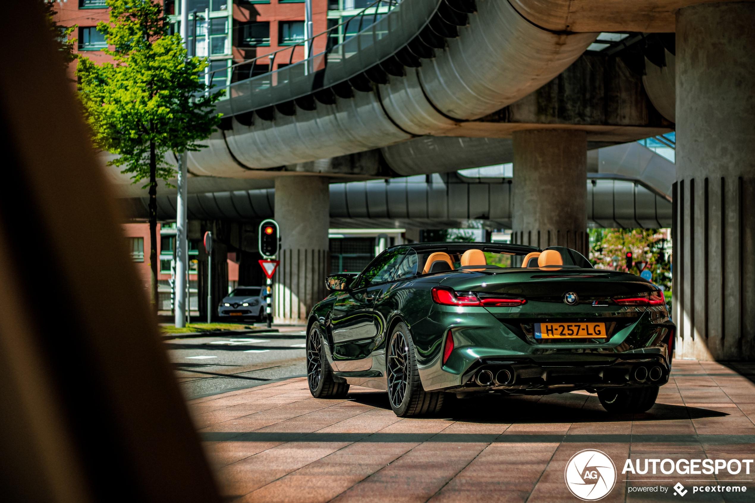 De dikste BMW M8 staat op Nederlands kenteken!