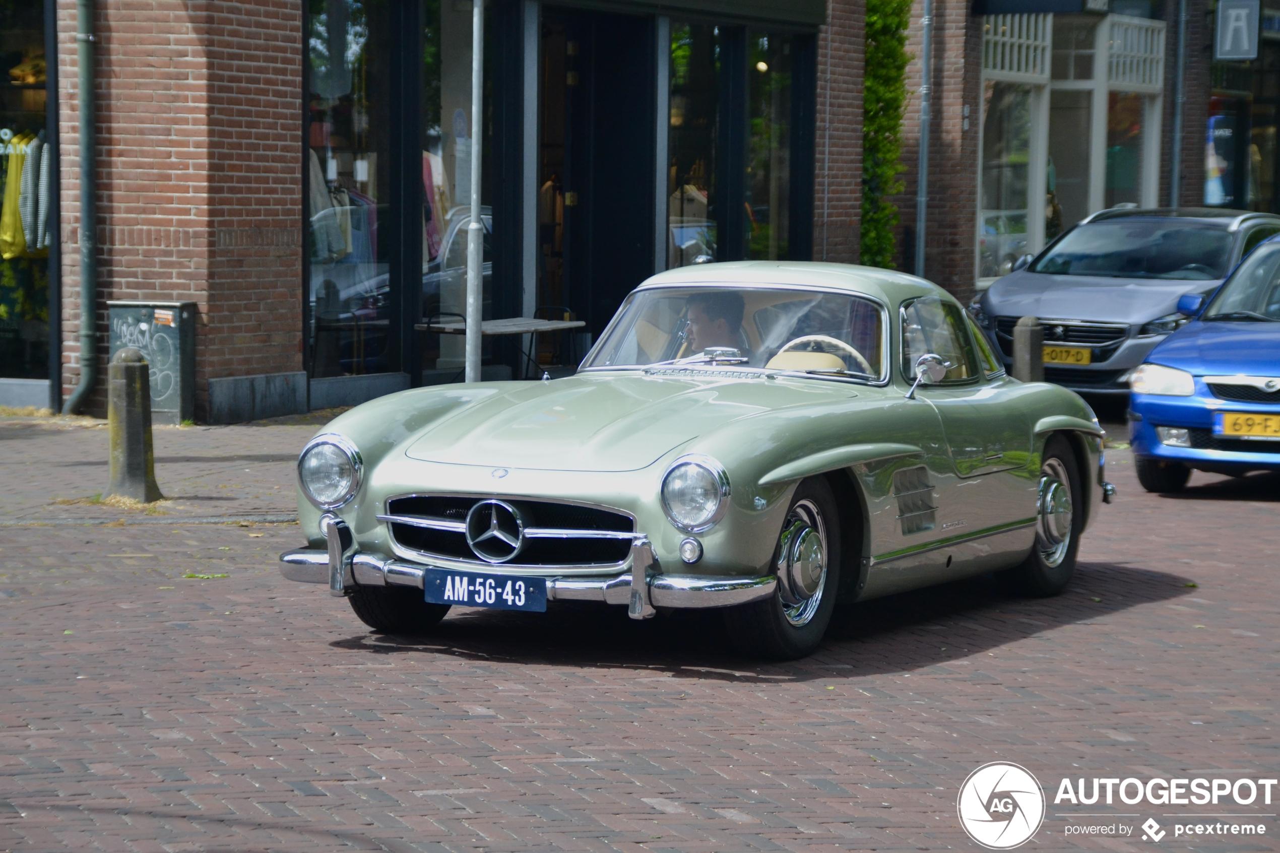 Spot van de dag: Mercedes-Benz 300SL Gullwing
