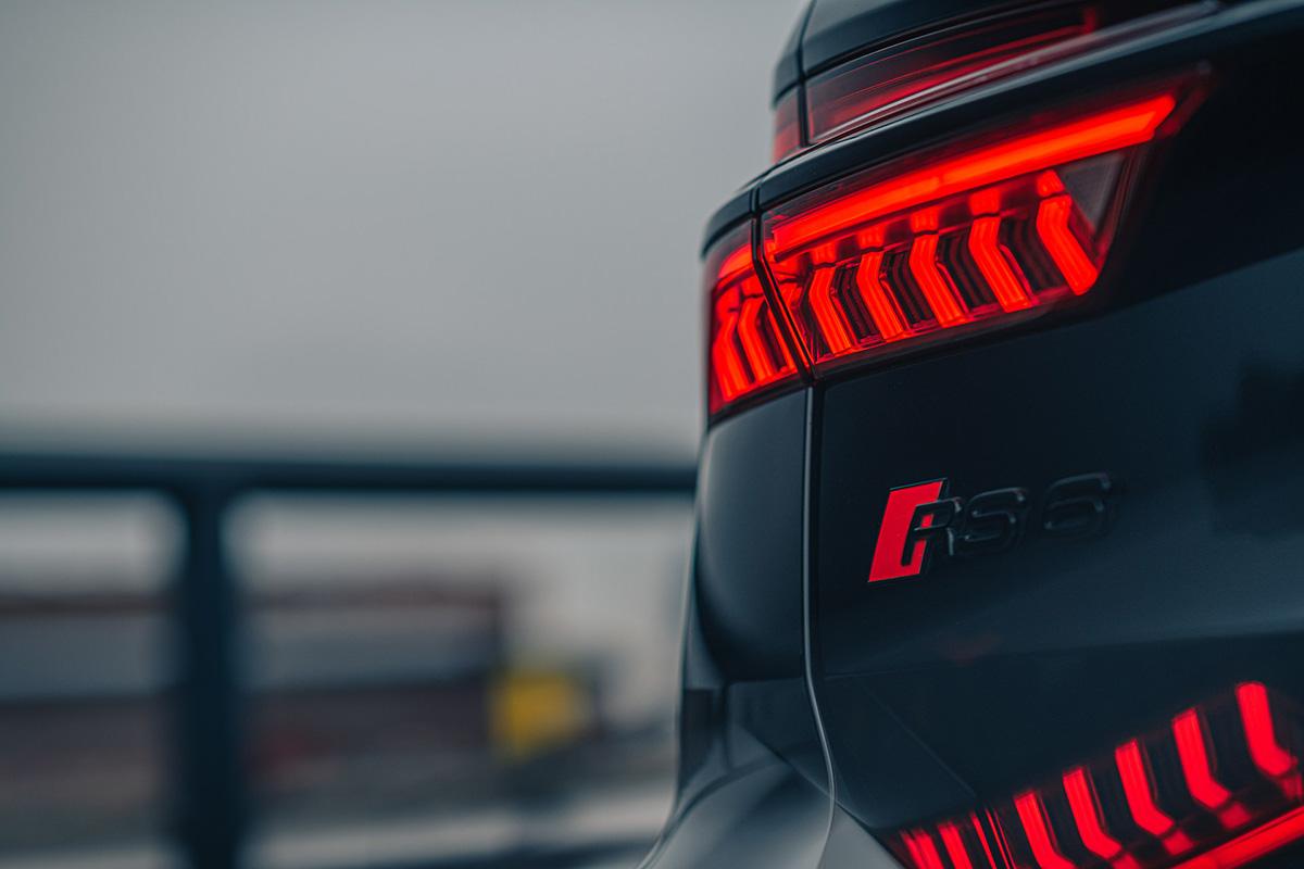 Gereden: Audi RS6 Avant