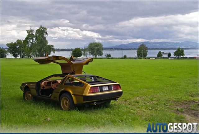 Spot van de dag: DeLorean DMC-12