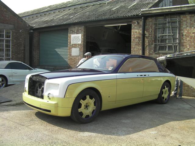 Special: het verhaal achter de excentrieke Rolls-Royce Phantom