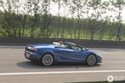 Scoop spotted: Lamborghini Gallardo LP550-2 Spyder