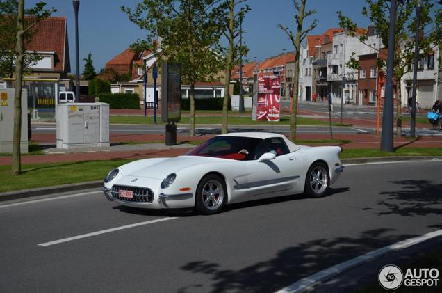 Spot van de dag: Chevrolet Corvette C53 Commemorative Edition