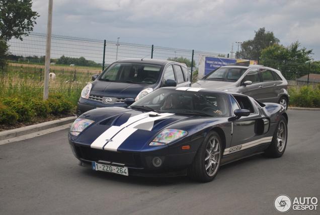 Spot van de dag: Ford GT