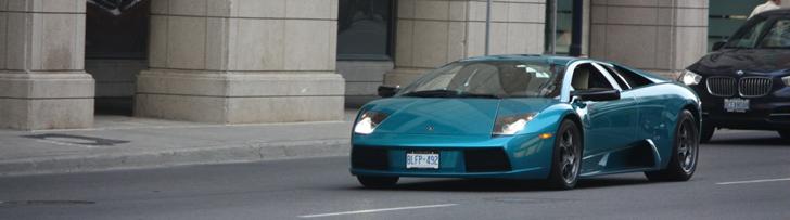 Celebration Model: Lamborghini Murciélago 40th Anniversary Edition