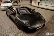 Packed birthdaypresent: Lamborghini Murciélago 40th Anniversary Edition