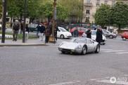 Special Porsche 904 Carrera GTS sptted in Paris