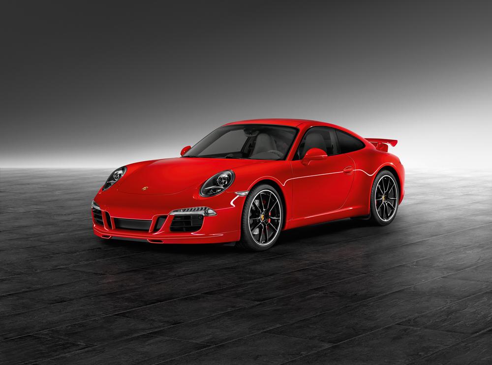 Un Peu Plus De Puissance Pour La Porsche 991 Carrera S