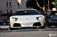 Atemberaubende Fotos eines Lamborghini Murciélago LP640 Roadster in Monaco!