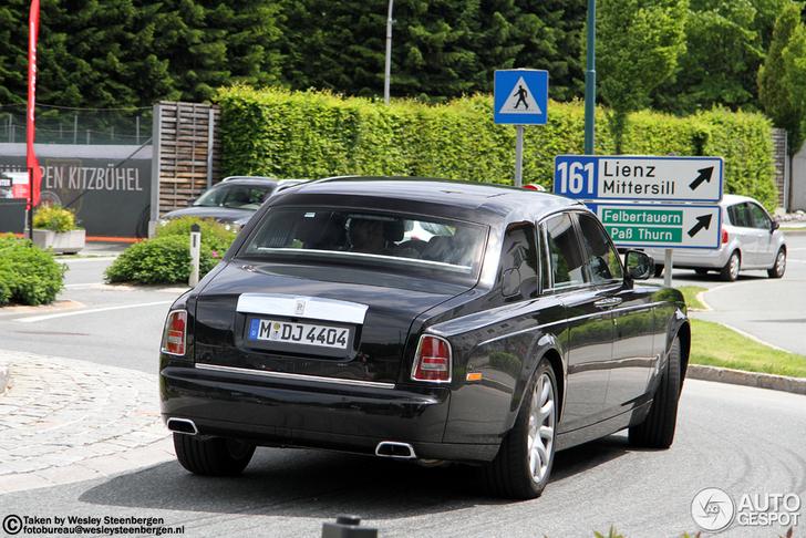 Is nieuw altijd beter? Eerste Rolls-Royce Phantom Series II gespot!