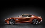 Aston Martins new hero: the Vanquish!