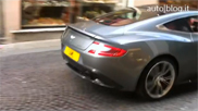 Avis aux spotters: Aston Martin envoie la nouvelle Vanquish sur la route