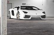 Lamborghini Aventador LP700-4 on ADV.1 wheels