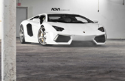 Lamborghini Aventador LP700-4 on ADV.1 wheels