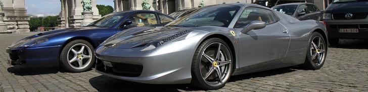 Ferrari Club Belgio celebrates 40th anniversary