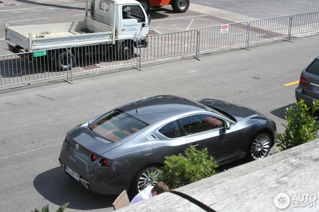 Benarrow PB5 ook exclusief in mondaine Monaco