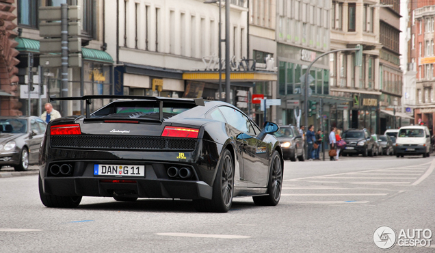 Twee van de twaalf hebben we al te pakken: Lamborghini Gallardo LP570-4 Blancpain Edition
