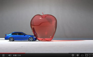 BMW shows the new M5 in a beautiful commercial