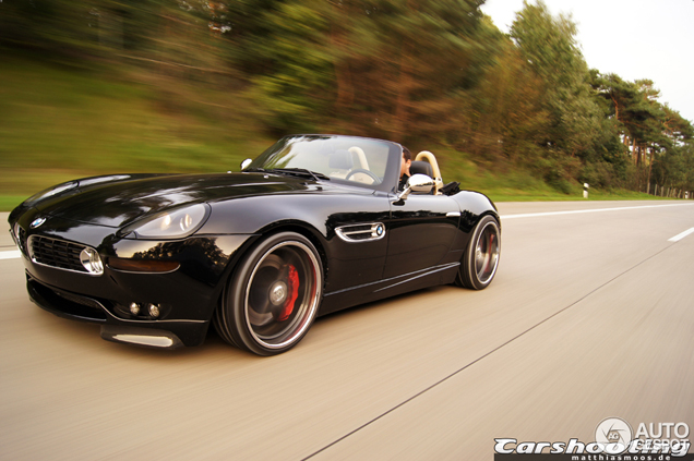 Spotted With 888 Pk Bmw Z8 G Power