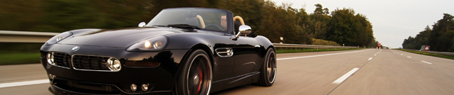 Spotted with 888 pk: BMW Z8 G-Power