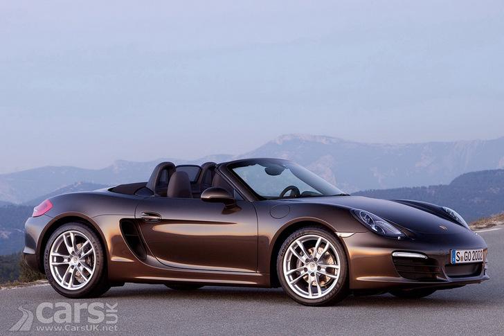 Porsche bevestigt: geen model onder de Porsche Boxster!