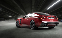 Carlsson C25 China Limited Edition: only seven cars!