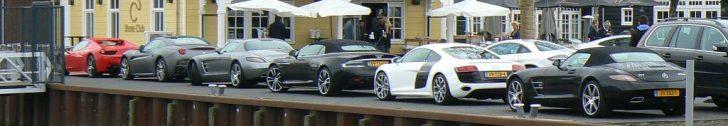 Evenement: Cars & Coffee Huizen