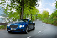 Fastest Bentley ever: Continental GT Speed 2012