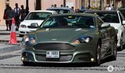 Brutal and beautiful: Aston Martin Mansory DB9