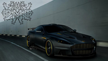 Ready to realize: Aston Martin DB-X Concept by DMC