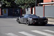 Spyshots: Ferrari F70