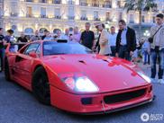 Second super-F40 is spotted: Ferrari F40 LM Michelotto