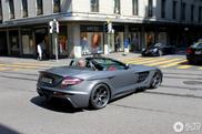 Well equipped: FAB Design SLR McLaren Roadster Desire