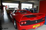 500 Ferrari's tegen kanker