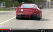 Movies: Italian car passion on video