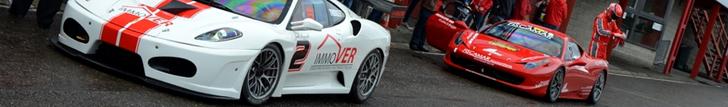 Ferrari Owners Day Spa 2012