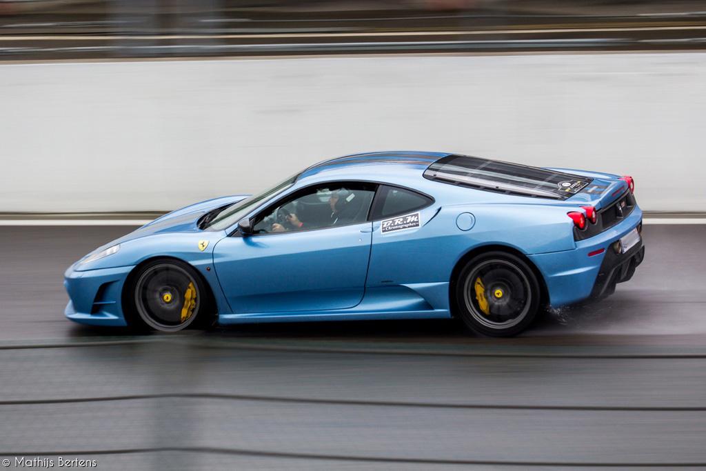 Ferrari owners days Spa-Francorchamps deel 2