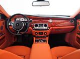 Bespoke department Rolls-Royce makes Ghost in Rustic Red