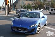 Número Uno: Maserati GranTurismo Sport gespottet!