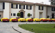 Founder of Guess Jeans loses his Ferrari collection due to defamation