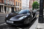 Sehr attraktiver McLaren MP4-12C in London gespottet