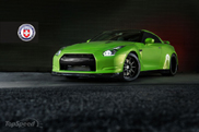 Jotech tunes the Nissan GT-R to become Godzilla: 942 bhp!