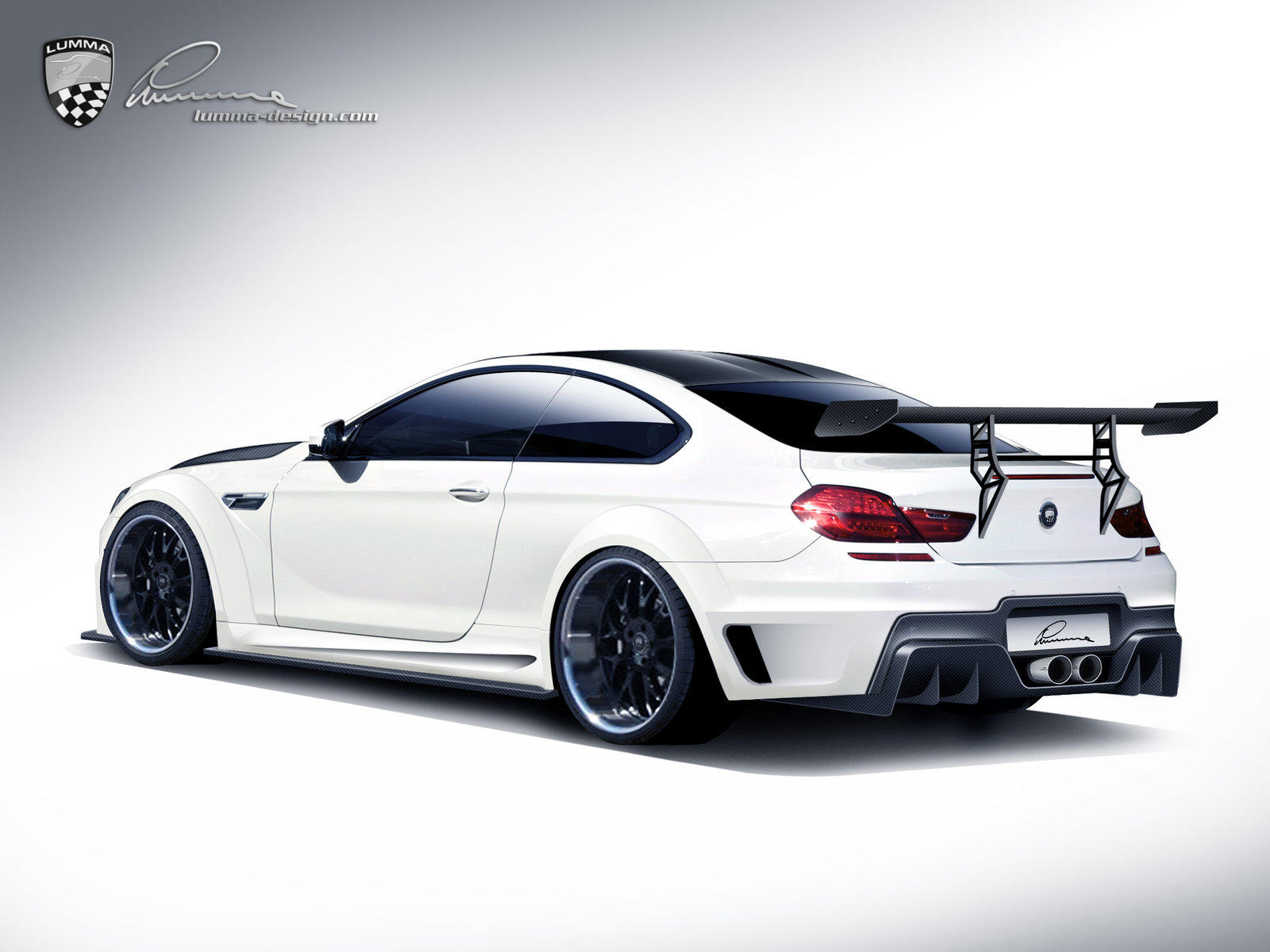 lumma clr 6 m bmw m6 f13 according to lumma design. Black Bedroom Furniture Sets. Home Design Ideas