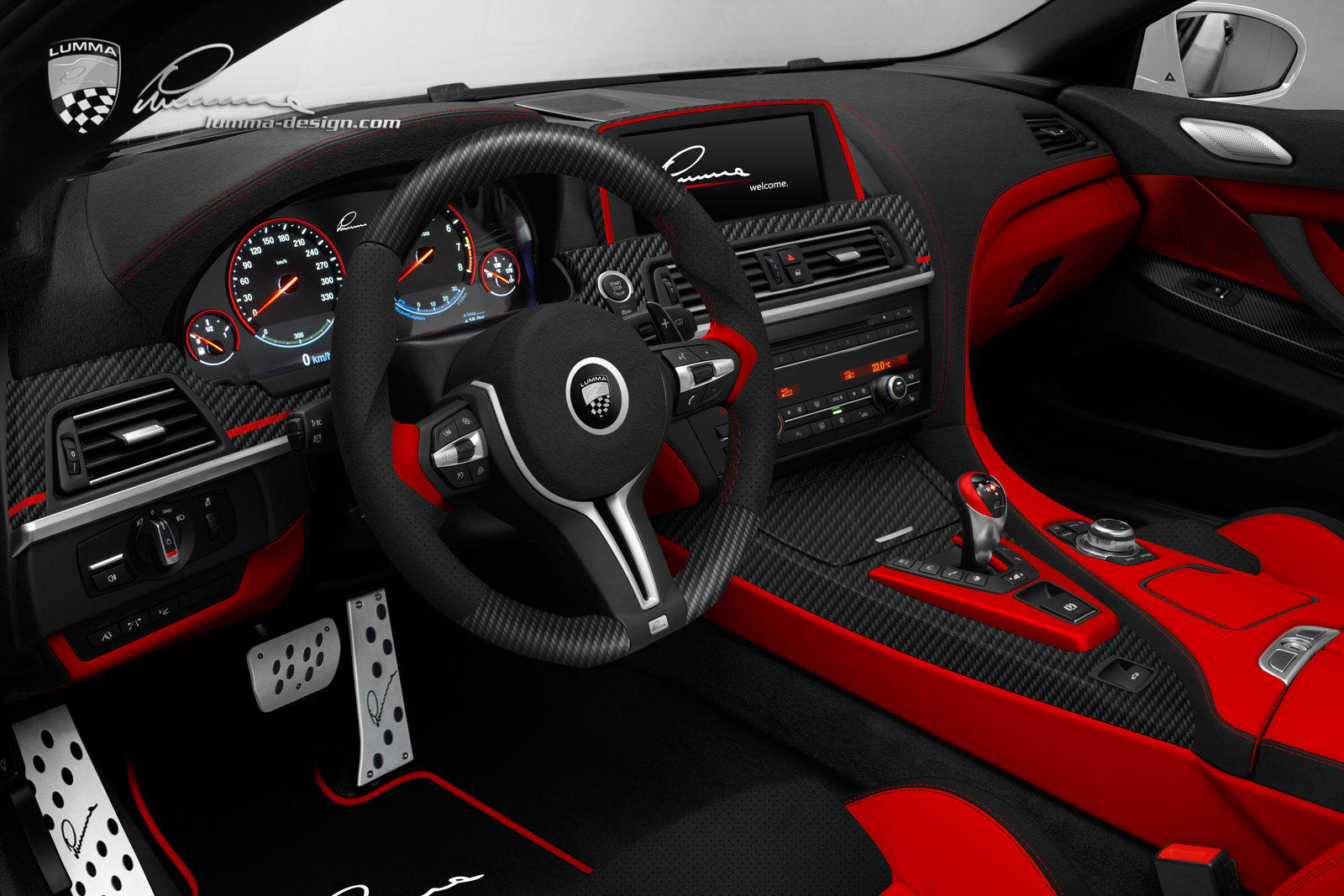 Lumma Clr 6 M Bmw M6 F13 According To Lumma Design