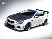 Lumma CLR 6 M: BMW M6 F13 according to Lumma Design
