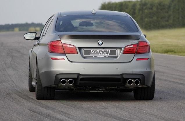 Tuning omdat het altijd dikker kan: Kelleners Sport pakt de BMW M5 F10 aan!
