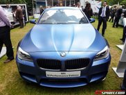 Nur in Großbritannien: BMW M5 M Performance Edition