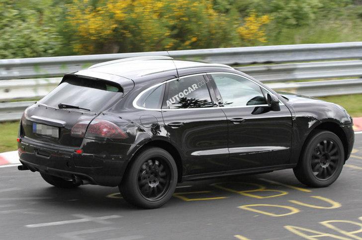 Spyshots Porsche Macan: hoe sportief wordt hij?